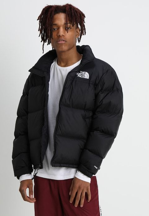 The North Face 1996 Retro Nuptse Jacket Daunenjacke Black Zalando At North Face Outfits North Face Nuptse Jacket North Face Jacket Outfit