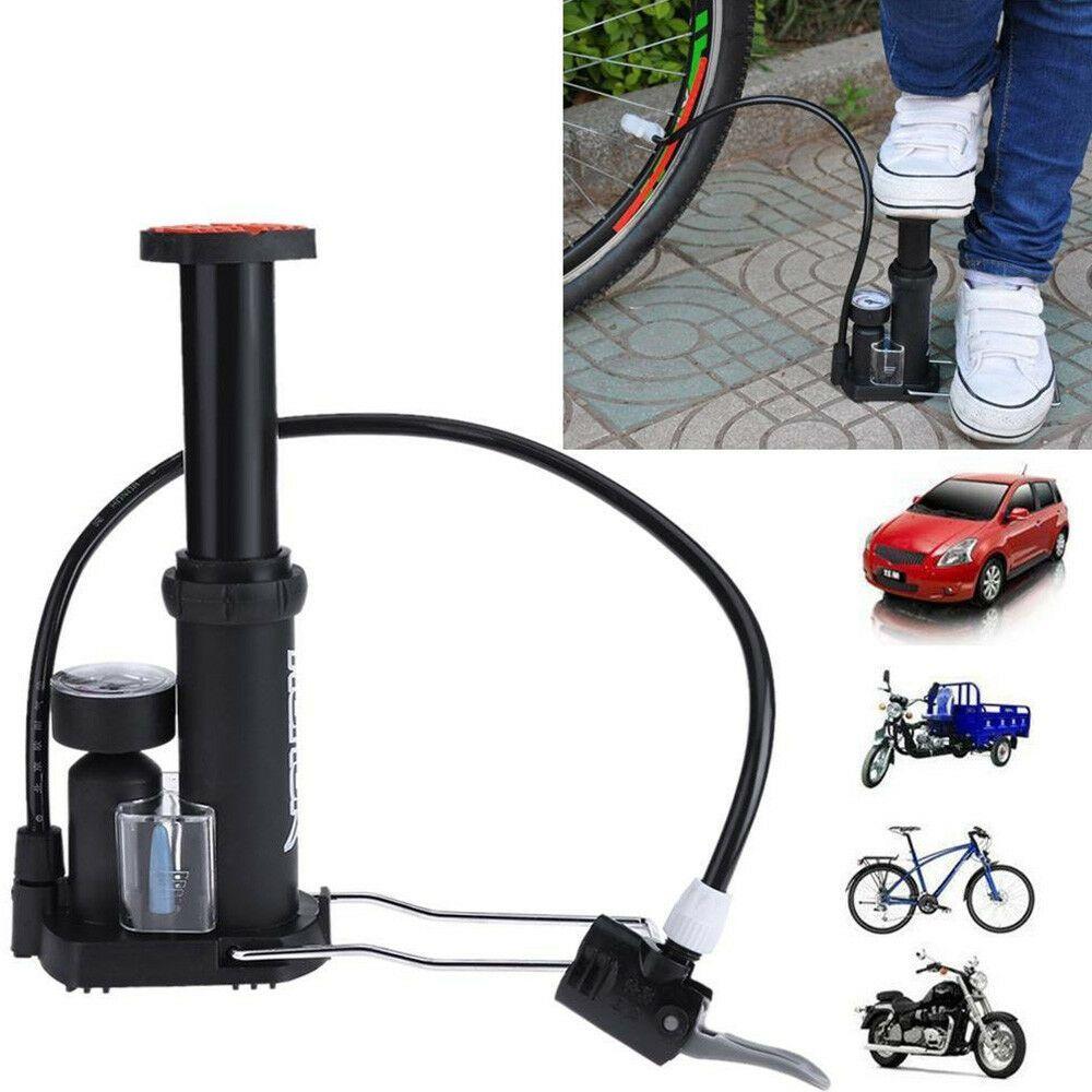 Sponsored Ebay 170psi Mini Bike Pump Guage Bicycle Basketball