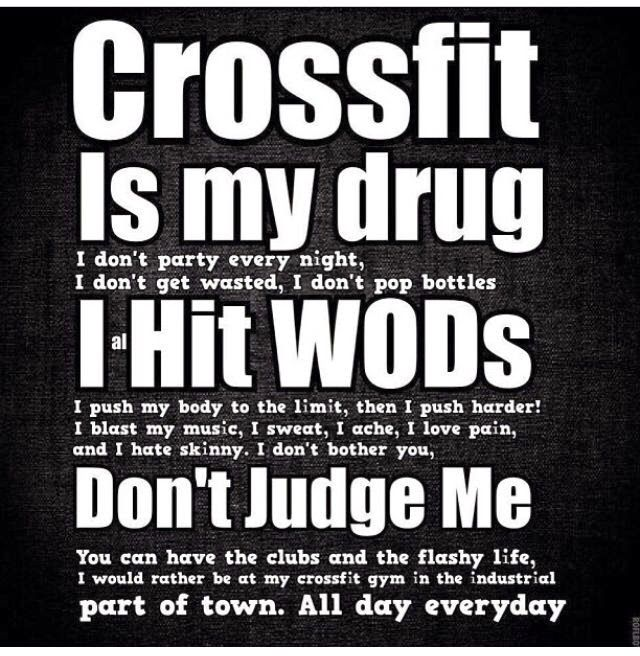 Crossfitianism Takes Over - Collection Of Crossfit Memes (25 ...