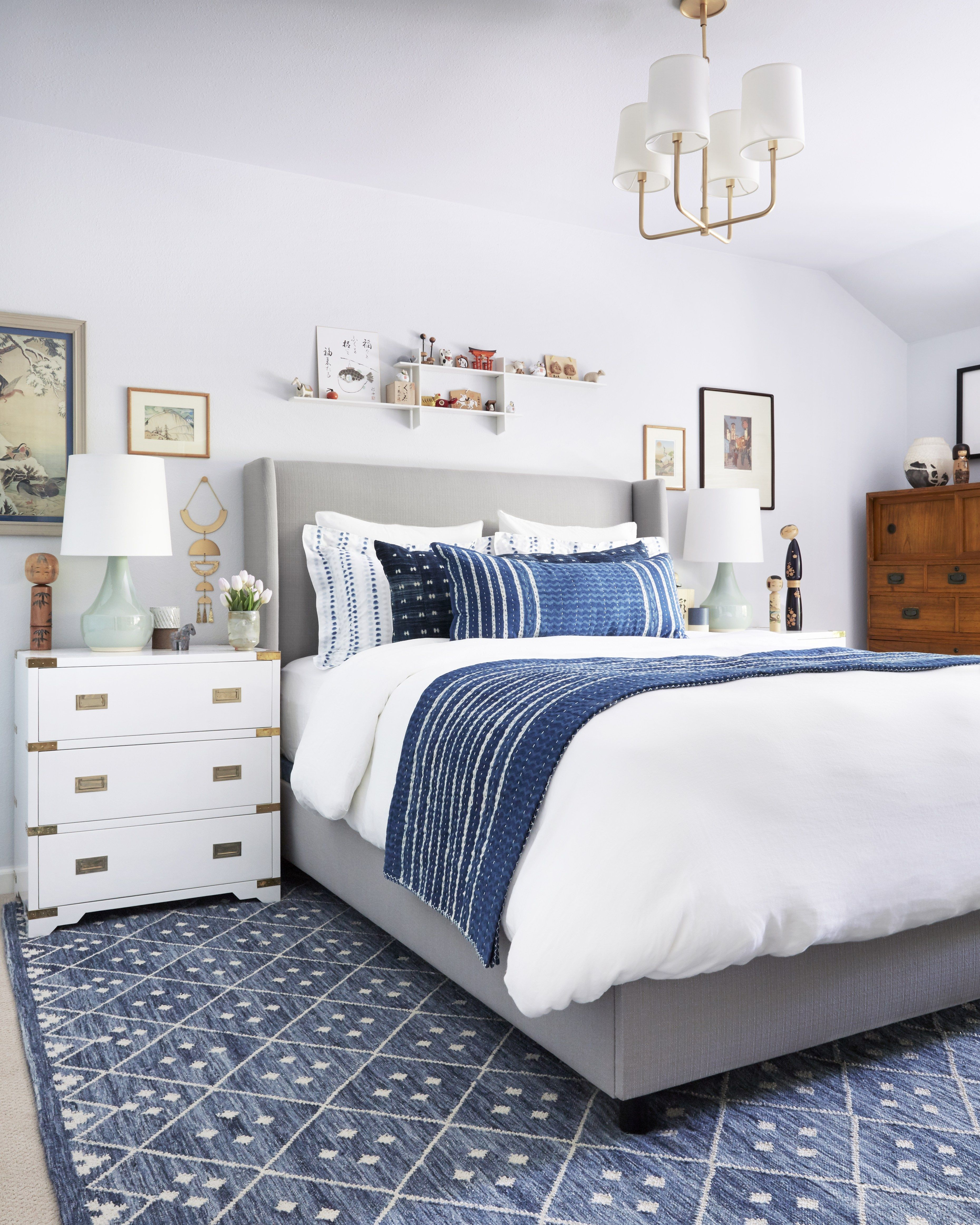 Guest Bedroom Ideas: How to Create Big Design Impact ...