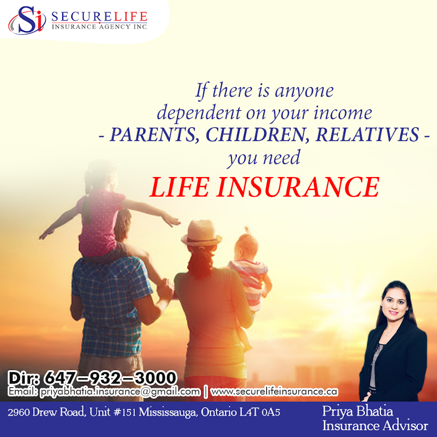 Life Is Unpredictable Don T Take Life Insurance For You Take For