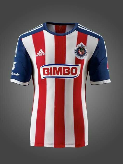 ec5bc6a736c Have it  ) Nueva playera de las chivas 2013 y 2014