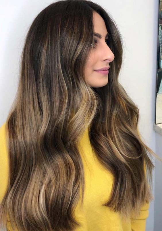 Balayage Hairstyles And Hair Color Ideas For Ladies To Sport In 2018 See Here Our Best Collection Of Ba Cool Hair Color Cool Hairstyles Short Hair Styles Easy
