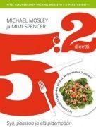 Michael Mosleyn puhuttu dieettikirja 5:2 -dieetti - syö, paastoa ja elä pidempään. Tarkista saatavuus Plarista: http://plari.amkit.fi/vwebv/holdingsInfo?sk=fi_FI&bibId=104524