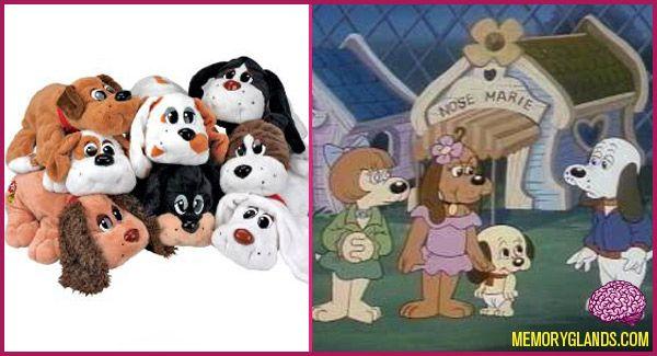 Pound Puppies My Childhood Memories