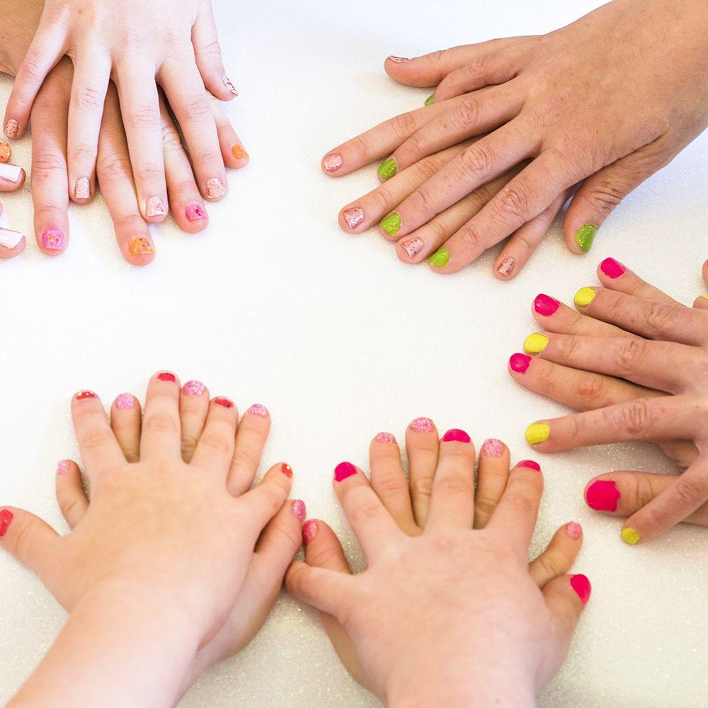 Little Fingers. Kids makeup, Nails, Nature kids