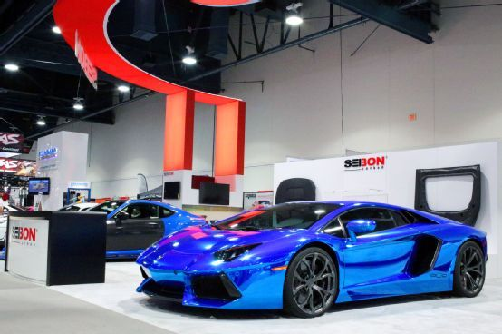 Top 5 Supercars At The 2013 Sema Show With Images Super Cars Dream Cars Cars