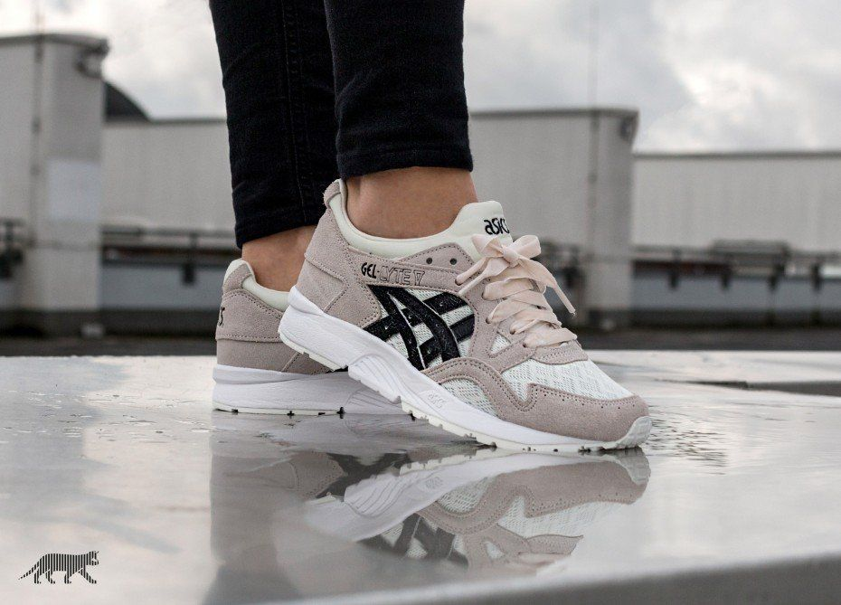 Asics Gel Lyte V *Valentines Mesh Pack* (Cream Black) in