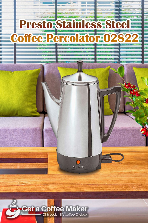 Top 10 Coffee Percolators June 2020 Reviews Buyers Guide Percolator Coffee Percolator Coffee Maker Percolator