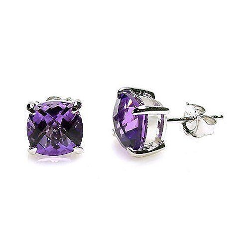 3.20 Ct Oval Ecstasy Mystic Topaz 925 Sterling Silver Earrings