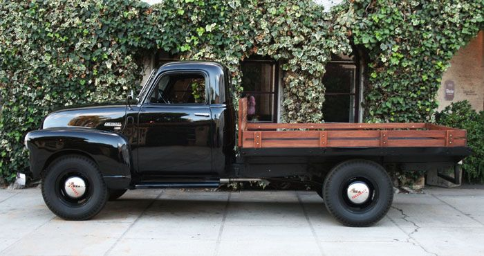 1950 Chevrolet 3800 One Ton Flatbed Classic Trucks Pickup