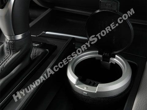 2015 16 Hyundai Genesis Sedan Removable Ash Cup Hyundai Genesis Hyundai 2015 Hyundai Genesis