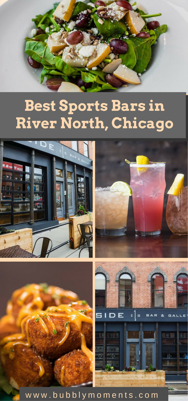 Best Sports Bars in River North, Chicago | Bubbly Moments ...
