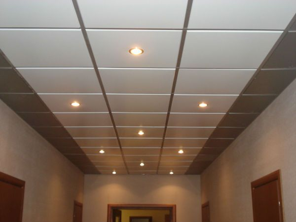 Painted drop ceiling tile buy painted drop ceiling tile for Drop ceiling images