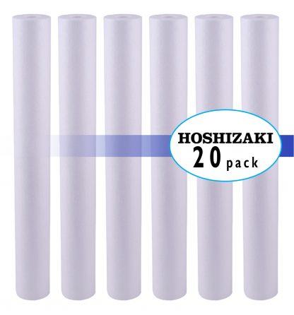 Hoshizaki 9534 20 E 20 Prefilter Cartridges 20 Pack Water Filter Filters Packing