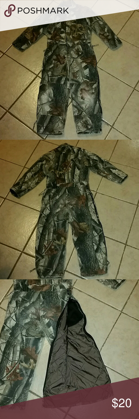 youth camo coveralls coveralls camo to my daughter on walls camouflage insulated coveralls id=38255