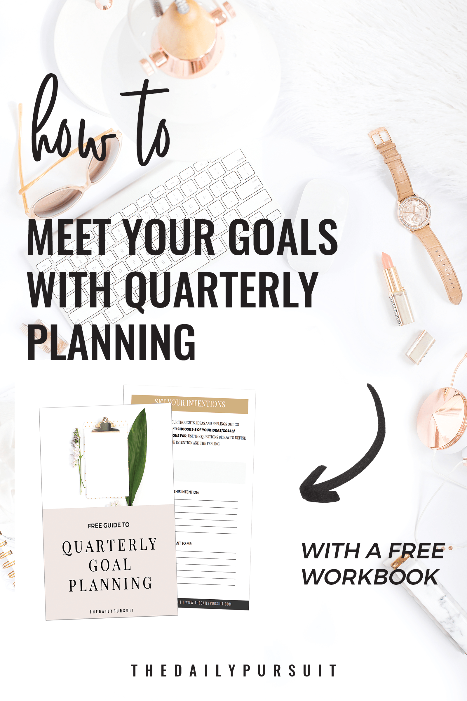 How To Plan For A New Quarter Free Planning Sheets