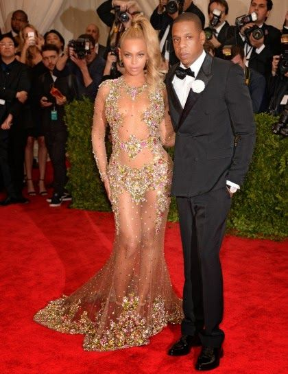 Afro-Centric Times: Red Carpet Recap: 2015 MET Gala: Beyonce and Jay-Z...