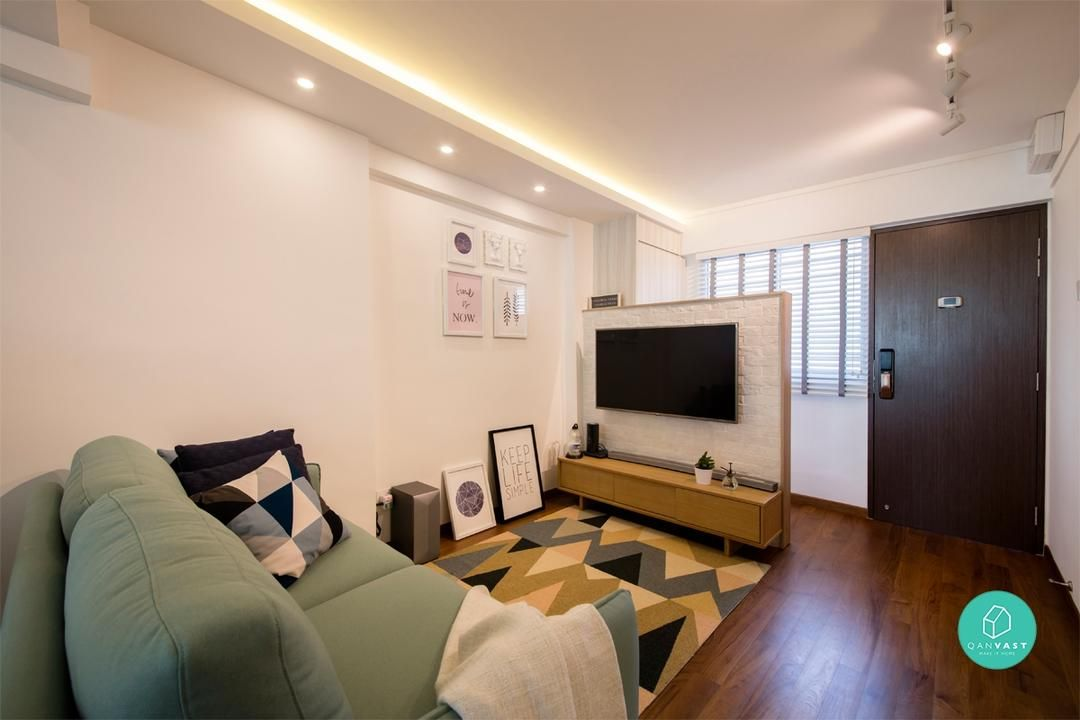 8 Incredible Ways To Design A 3 Room Flat Bedroom Renovation Small Room Design Home Renovation