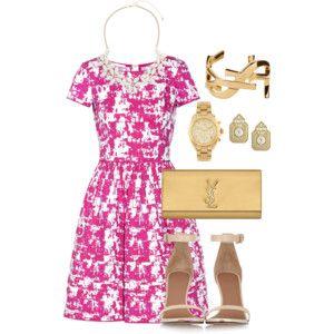 Pink x Gold