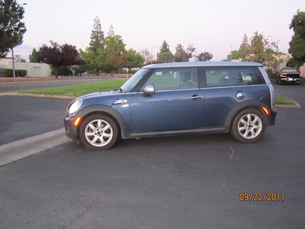 2009 Mini Cooper Clubman S Turbo Low Price Cars For Sale