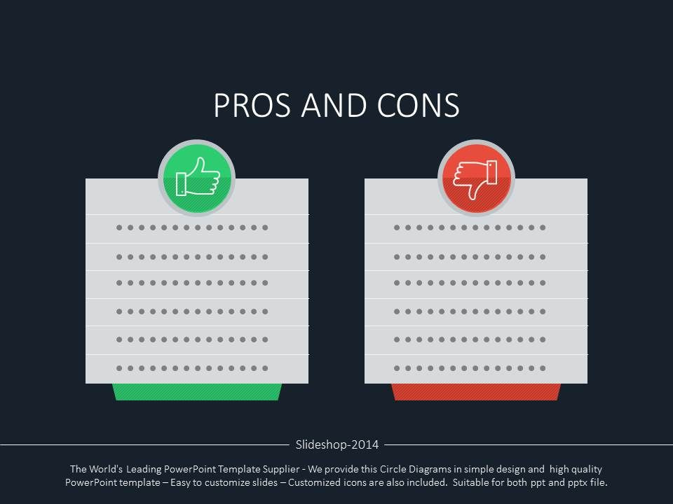 Pros and cons always go together  #advantages #disadvantages