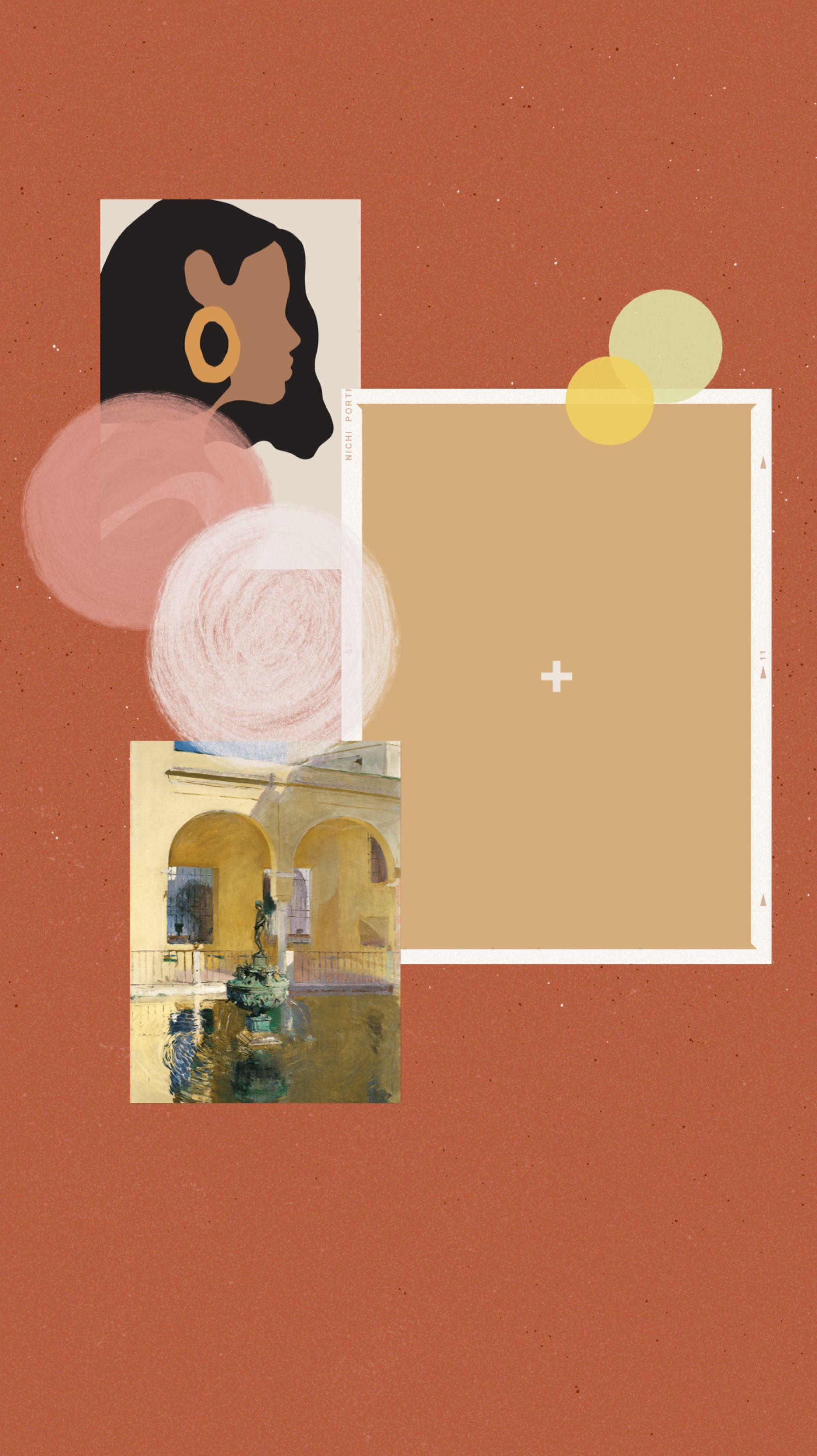 Nichi app (Dengan gambar) Seni, Pengeditan foto, Bingkai