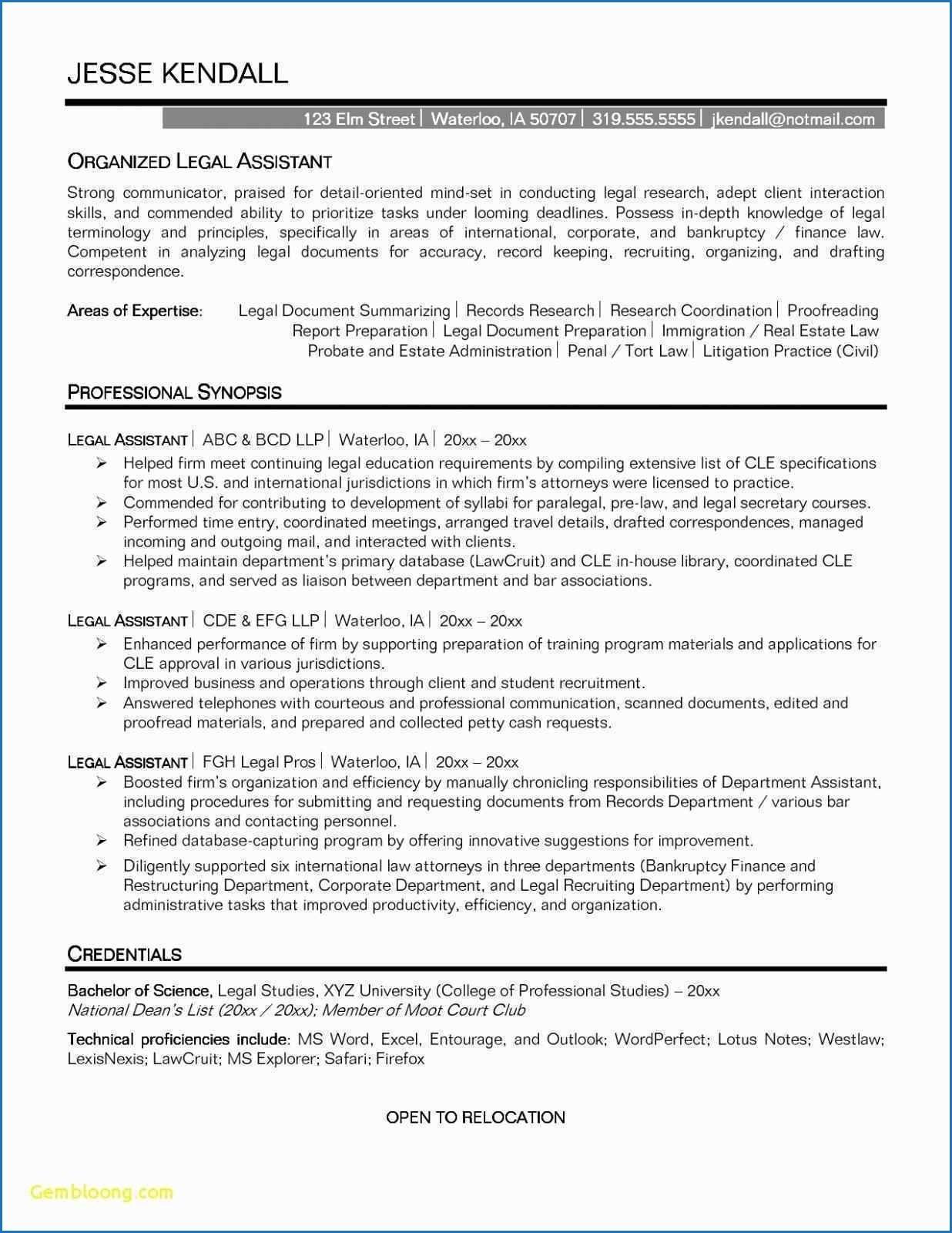 14 Resume Examples For Nursing Home Administrator Check More At Https Www Ortelle Org Resume Examples For Nursing Home Administrator Paralegal