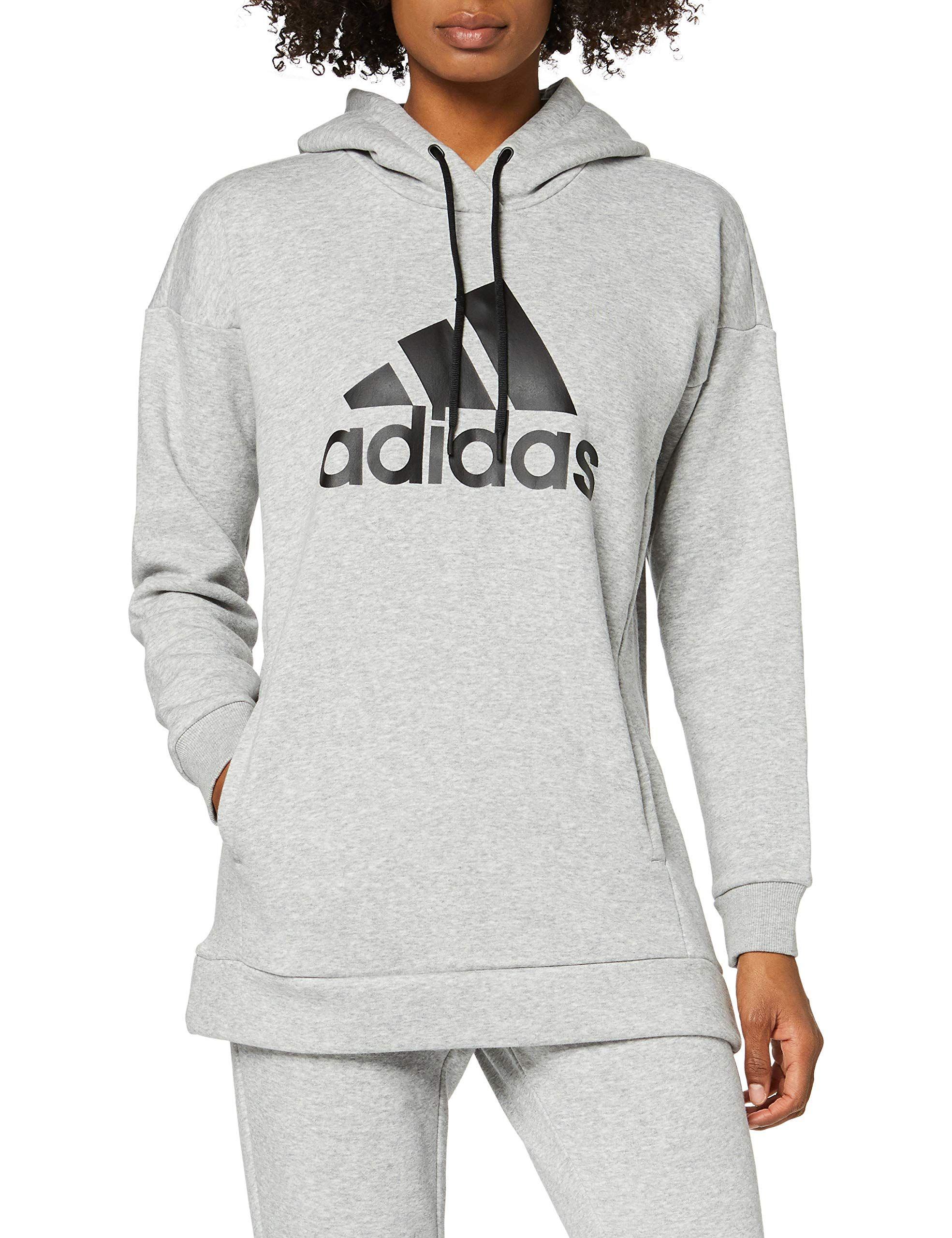 adidas Must Haves Badge Of Sport Logo Hoodie