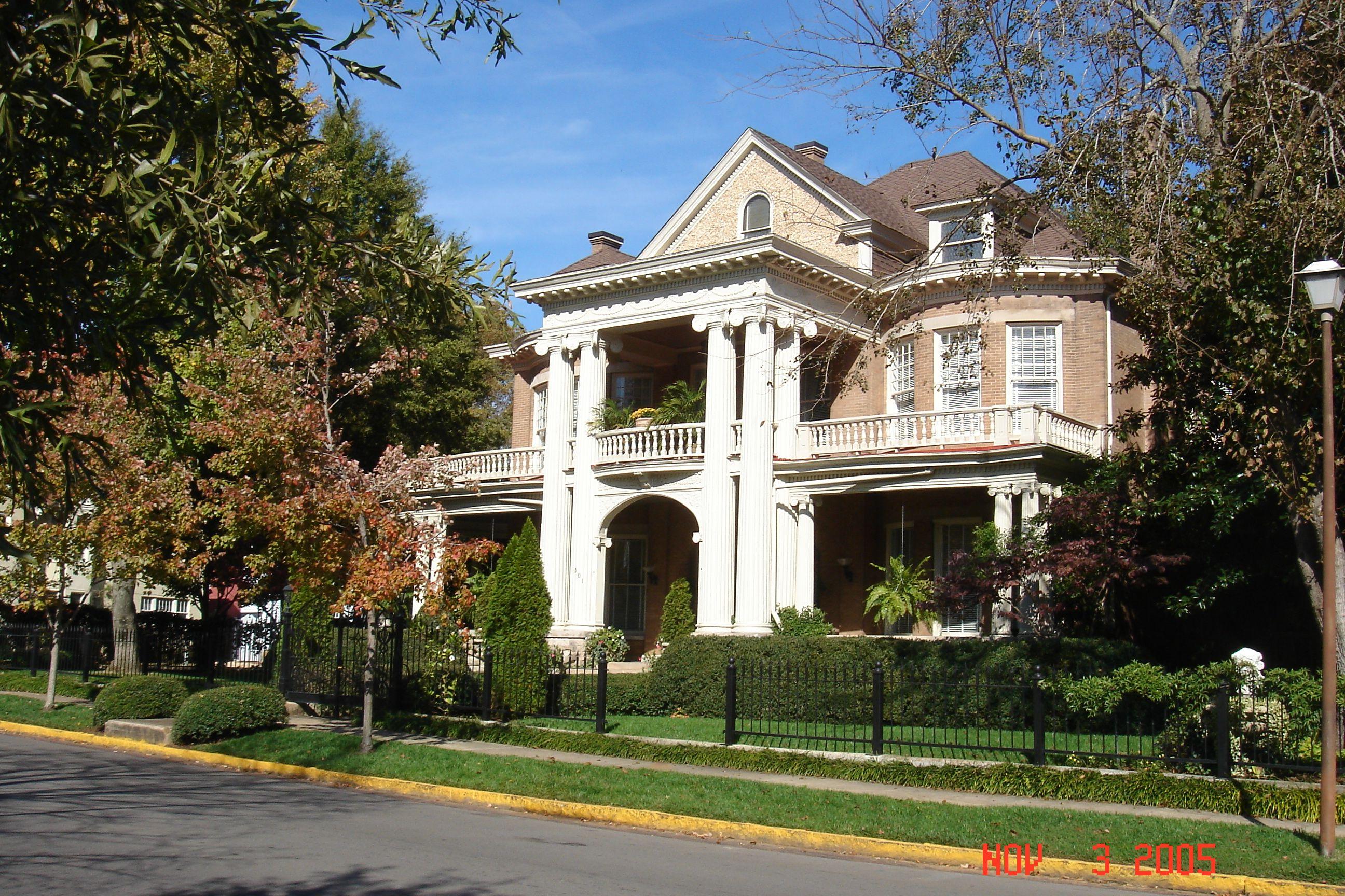 Beautiful antibellium homes in huntsville al with images