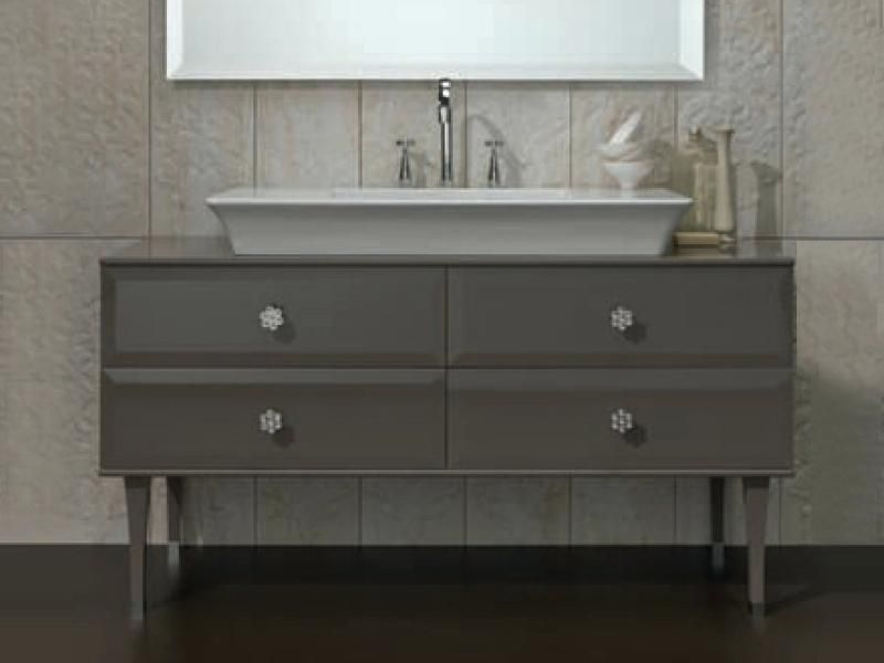 Vintage Vanity Unit - Home Decor | Bathroom vanity units ...