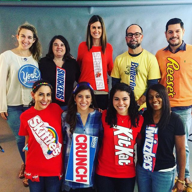 Candy Halloween Costume Ideas.20 Costumes To Get Your Junk Food Fix This Halloween Halloween Costumes Friends Cute Group Halloween Costumes Halloween Costumes For Work