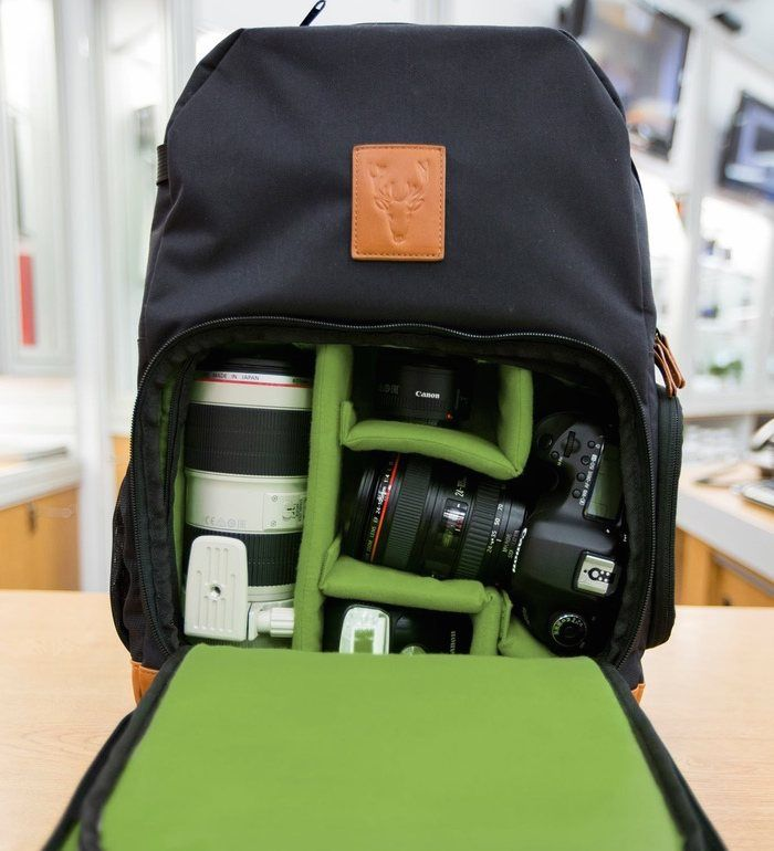 ec6476738934 Brevitē was inspired by the student photographer who was looking to protect  their gear without sacrificing honest and intuitive design.