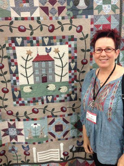Quilt Festival, Houston 2014 (Lynette Anderson Designs ... : quilt show houston 2015 - Adamdwight.com