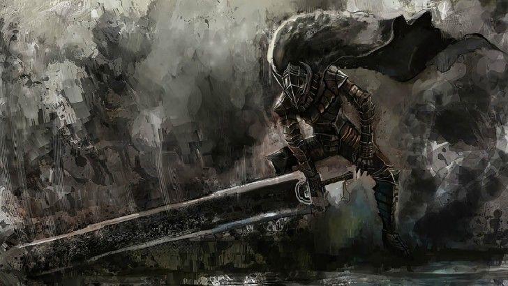 Guts Berserker Armor Sword Art Berserk Wallpaper Besrker Berserk