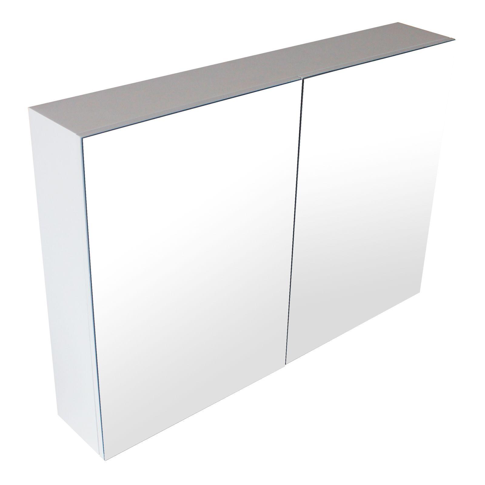 Mondella Cadenza 900mm White 2 Door Shaving Cabinet Bunnings Warehouse Shaving Cabinet White Mirror Bathroom Plumbing