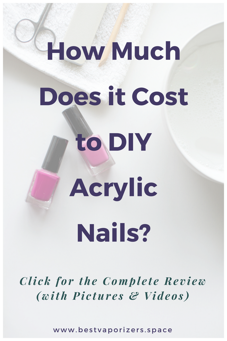 Acrylic Nails Price at Home: How Much Are Acrylic Nails? | Weed ...
