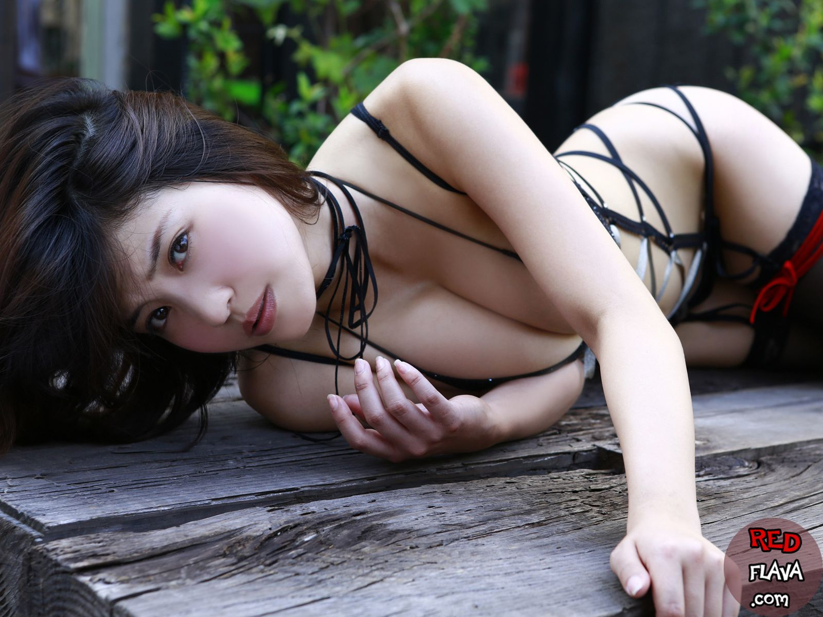 ♡ #GravureB ♡ Idol Asuka Kishi