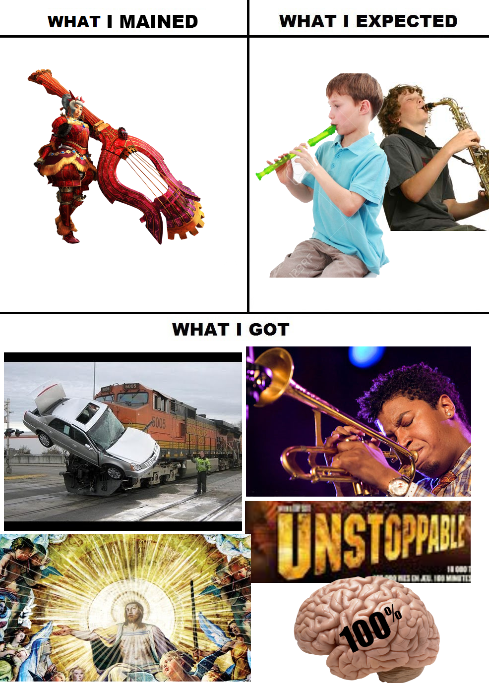 Hunting Horn Monster Hunter Memes Monster Hunter Monster