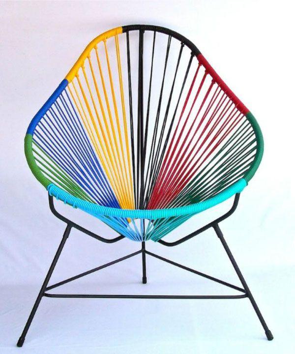 Delightful Colour League Trend   Acapulco Chair (8 Colours) By Ocho Workshop