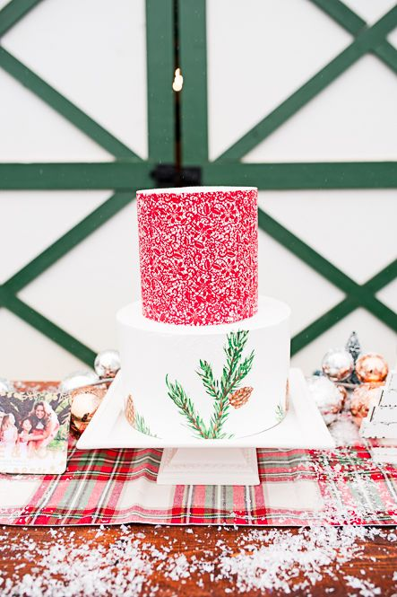 Rustic Christmas Party for Kids Winter wonderland party