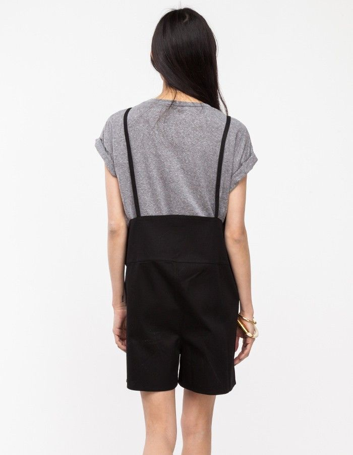 Short Strap Overall by Base Range