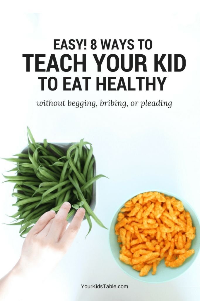 Easy! 8 Steps to Teaching Kids About Nutrition