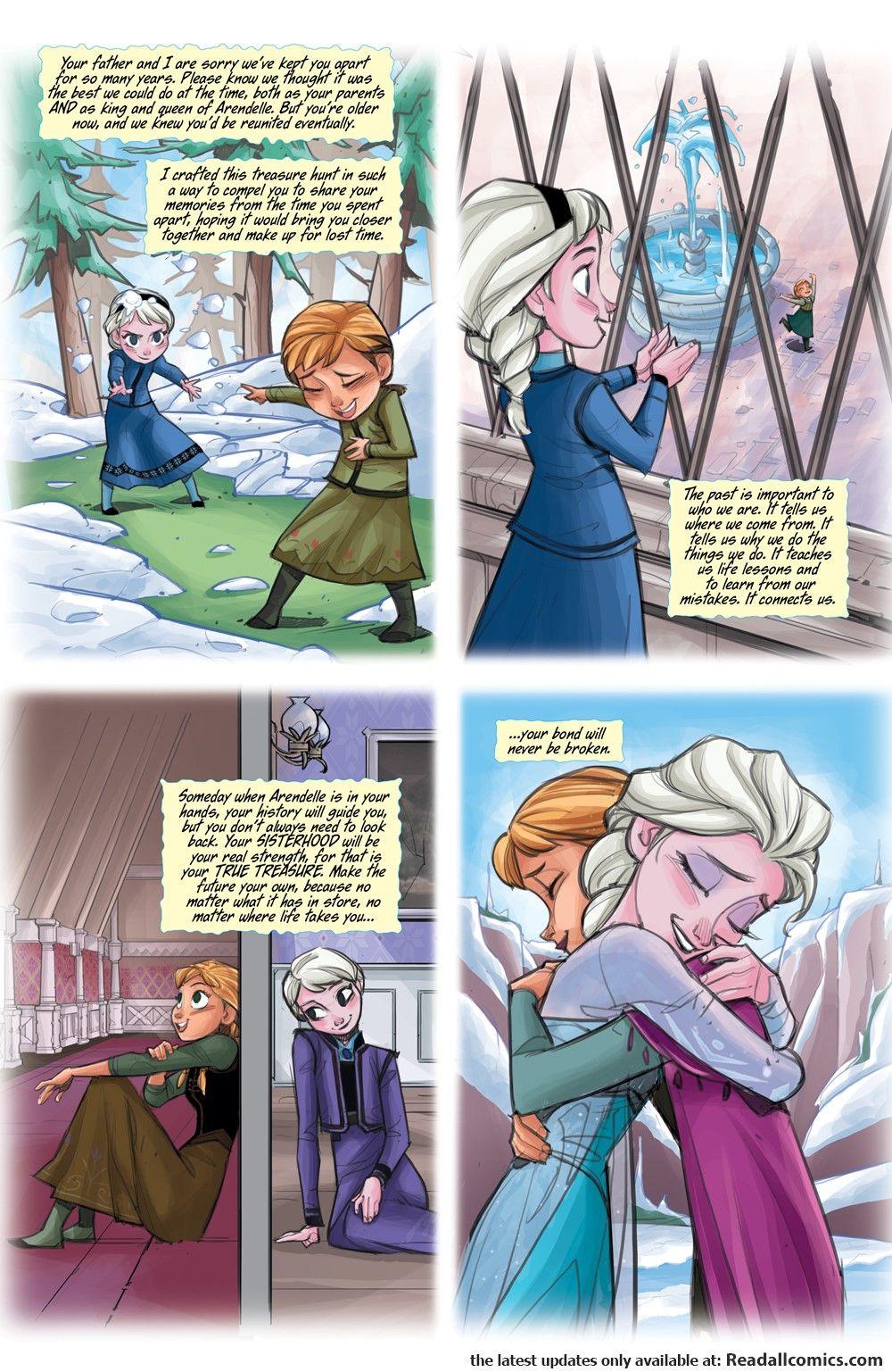 Frozen True Treasure 003 2020 | Read Frozen True Treasure 003 2020 comic online in high quality. Read Full Comic online for free - Read comics online in high quality .