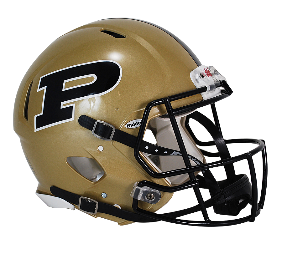 68 Purdue Boilermakers Helmet Football Helmets Helmet Football
