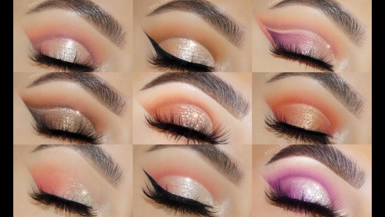 Beautiful Viral Eye Makeup Tutorial Compilation 2020 Youtube