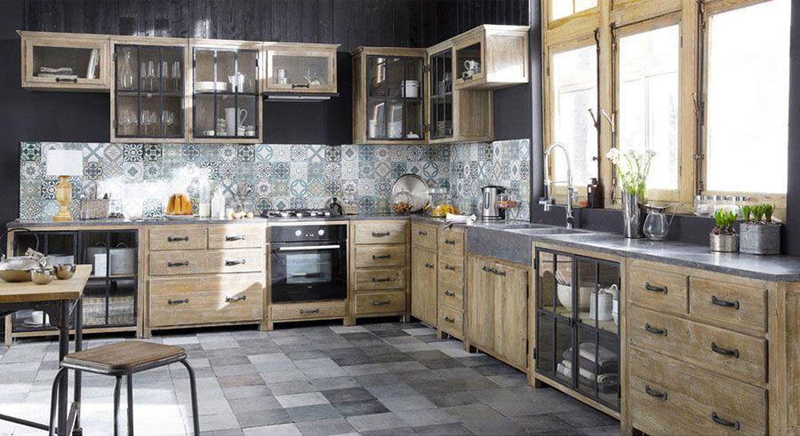 32 Modelli di Cucine Vintage di Varie Marche | Cucine in ...