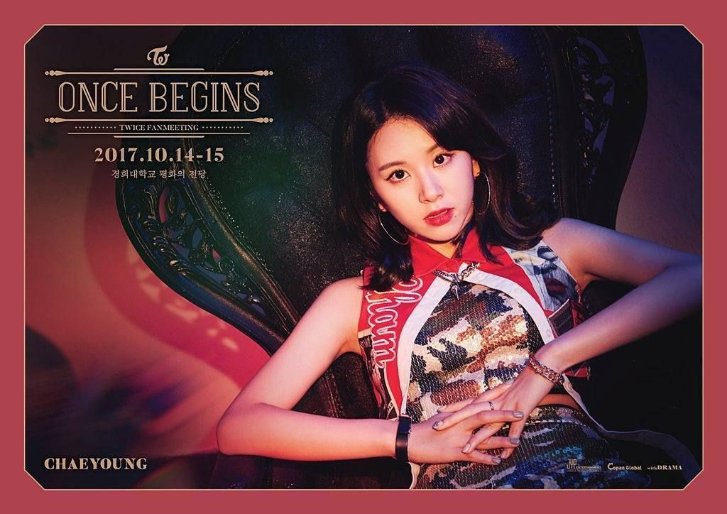 Image May Contain 1 Person One In A Million Twice Album Twice