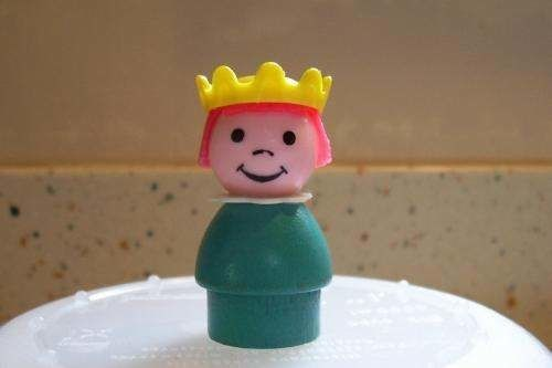Red-Haired Little Princess.