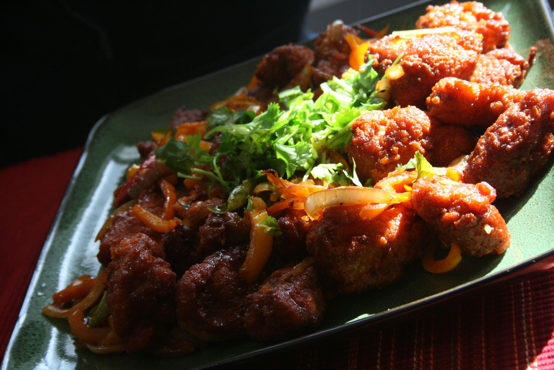 I love Gobi Manchurian! | Food, Indian street food, Indian ...